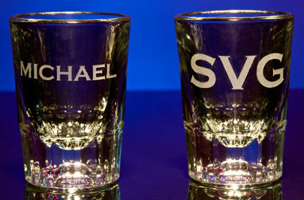 Personalized Classic Glassware