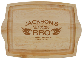 Barbeque Cutting Boards