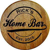 Personalized Novelty Barrel Head Signs