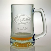 Licensed NCAA College Barware & Glassware