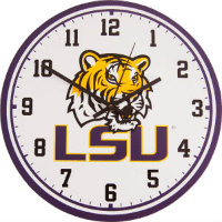 Licensed NCAA College Clocks