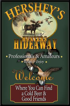Hunting Signs