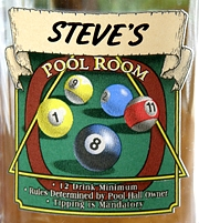 Billiard Gifts & Decor
