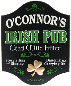 Irish Signs & Wall Decor