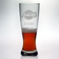 Personalized NBA Basketball Grand Pilsner Glass