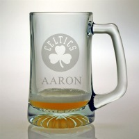 Personalized NBA Basketball Tankard Mug
