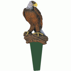 Eagle Beer Tap Handle