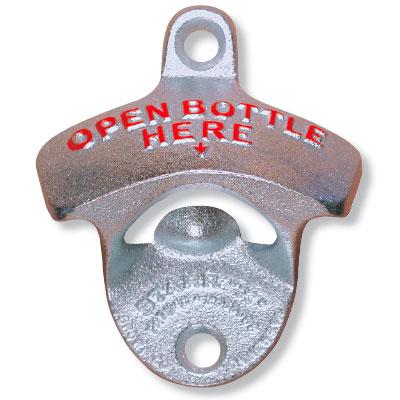open bottle here bottle opener cap catcher set. Black Bedroom Furniture Sets. Home Design Ideas