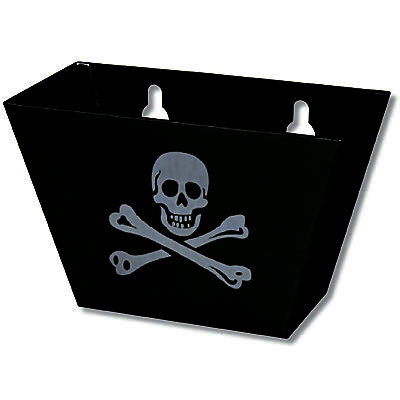 Skull and Crossbones Cap Catcher