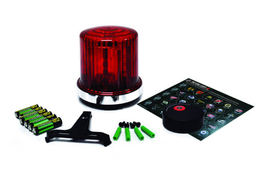 The Original Goal Light - NHL Licensed Hockey Goal Light Contents