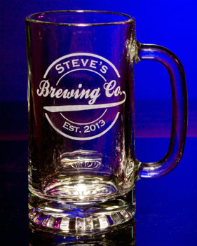 Personalized Brewing Company Tankard Mug