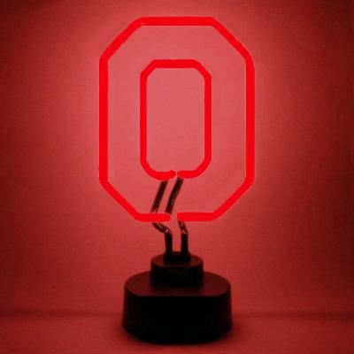 Ohio State University Neon Sign - Buckeyes