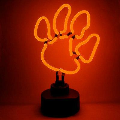 Clemson University Neon Sign - Tigers