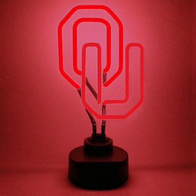 University of Oklahoma Neon Sign - Sooners