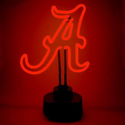 University of Alabama Neon Sign - Crimson Tide