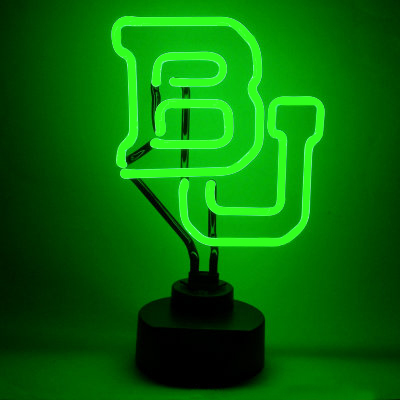 Baylor University Neon Sign - Bears