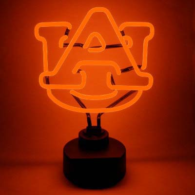 Auburn University Neon Sign - Tigers