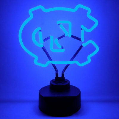 University of North Carolina Neon Sign - Tar Heels