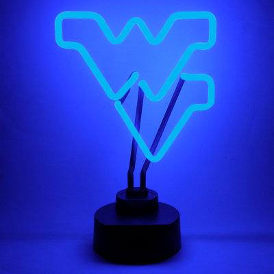 West Virginia University Neon Sign - Mountaineers