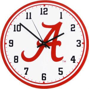 University of Alabama Wall Clock - Crimson Tide