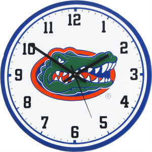 University of Florida Wall Clock - Gators