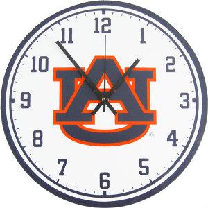 Auburn University Wall Clock - Tigers
