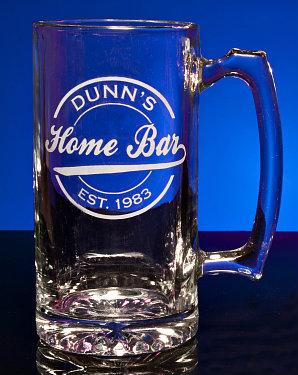 Personalized Home Bar Tankard Mug - Extra Large