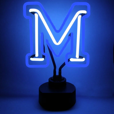 University of Memphis Neon Sign - Tigers