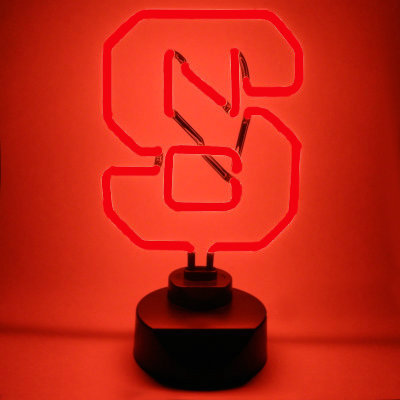 North Carolina State University Neon Sign - Wolfpack