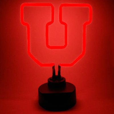University of Utah Neon Sign - Utes