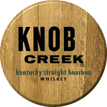 Knob Creek Barrel Head Sign