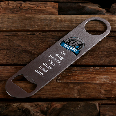 FREE Personalized Bottle Opener