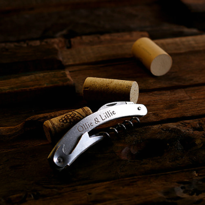 FREE Personalized Corkscrew