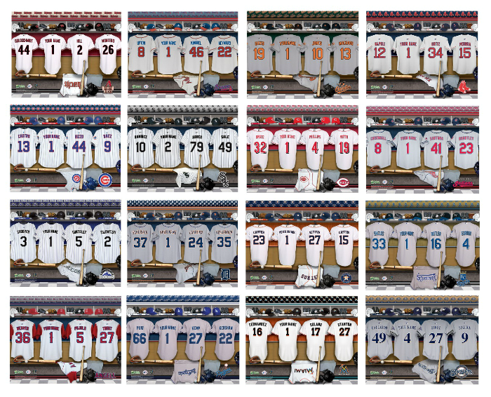 MLB TEAMS LIST 1