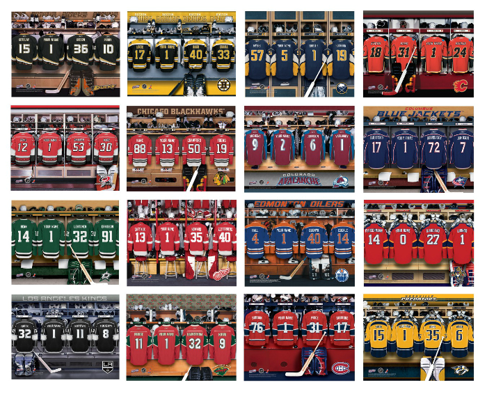 NHL TEAMS LIST 1