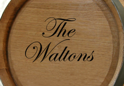 Personalized Mini Oak Barrel - Formal
