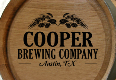 Personalized Mini Oak Barrel - Brewing Company
