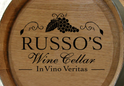 Personalized Mini Oak Barrel - Wine Cellar