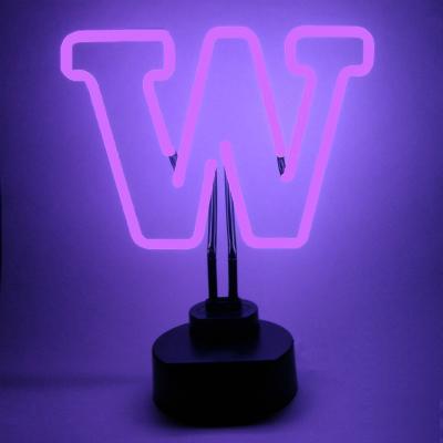 University of Washington Neon Sign - Huskies