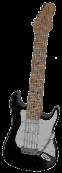 Electric Guitar Beer Tap Handle