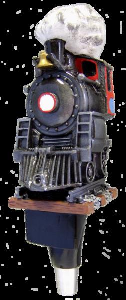 Locomotive Beer Tap Handle