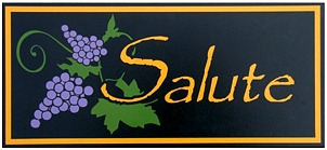 Salute Italian Sign