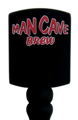 Man Cave Beer Tap Handle