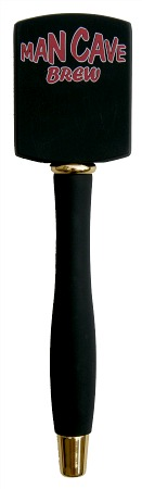Man Cave Beer Tap Handle - Tall- Full Size