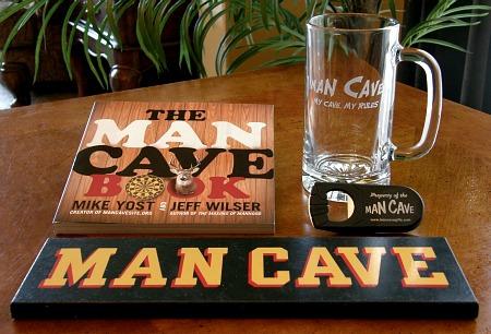 Man Cave Starter Gift Set