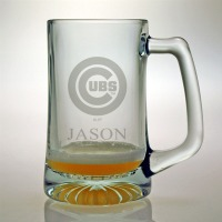 Chicago Cubs Tankard Mug