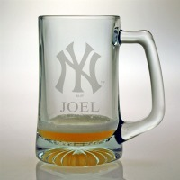New York Yankees Tankard Mug