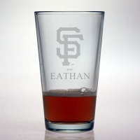 San Francisco Giants Pint Glass