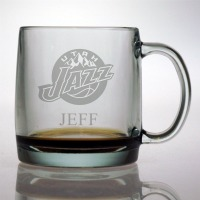 Utah Jazz Coffee Mug