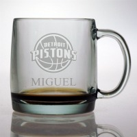 Detroit Pistons Coffee Mug